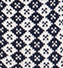 Dark Blue/ Offwhite